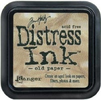 Tim Holtz - Mini Distress Ink Pute - Old Paper