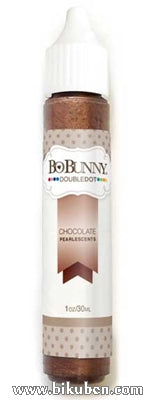 BoBunny - Pearlescents - Chocolate
