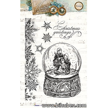 Studiolight - Winter Memories - Clear Stamp