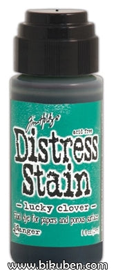 Tim Holtz - Distress Stain - November - Lucky Clover