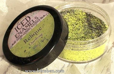 Ice Resin - Iced Enamels Relique - Chartreuse