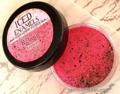 Ice Resin - Iced Enamels Relique - Raspberry