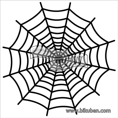 The Crafter's Workshop - Spiderweb 6x6""