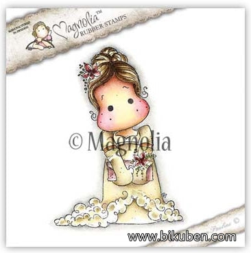Magnolia - We made It! - Prom Tilda with Flowers - Stamp