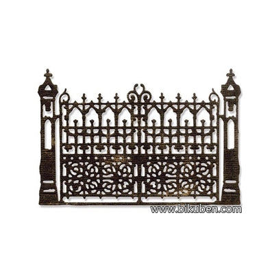 Sizzix - Tim Holtz Alterations - Thinlits - Gothic Gate
