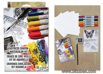 Tim Holtz - Distress Watercolor Kit
