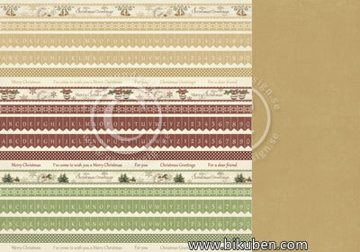 Pion Design - The Night Before Christmas - Borders 12x12""