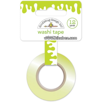 Doodlebug - Boos & Brews - Washi Tape - Radioactive