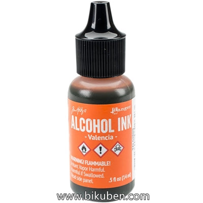 Tim Holtz - Alcohol Inks - Valencia