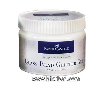 Faber-Castell - Glass Beaded Glitter Gel