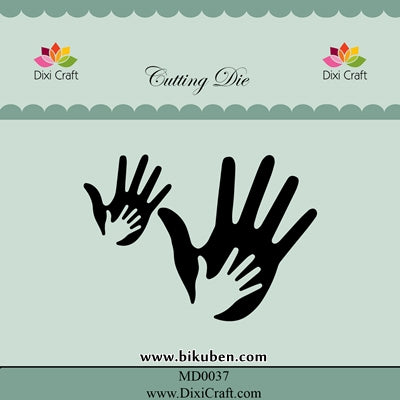 Dixi Craft - Dies - Hands