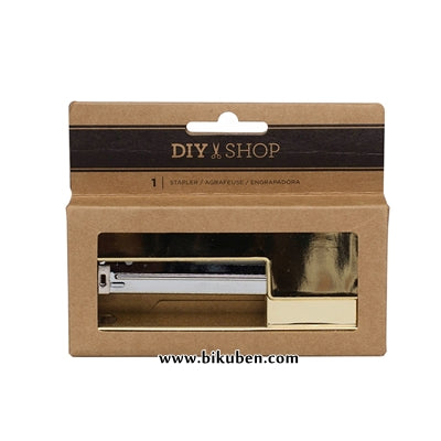 American Crafts - DIY - Desktop Staplor - Gold