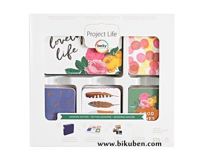 American Crafts - Project Life - Core Kit - Modern
