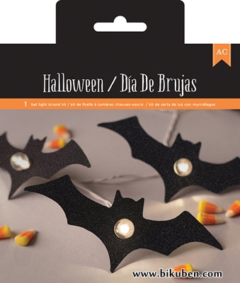 American Crafts - Halloween 2016 - Bat Lights