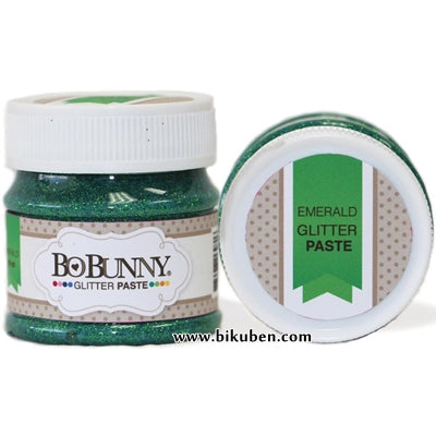 BoBunny - Glitter Paste -  Emerald