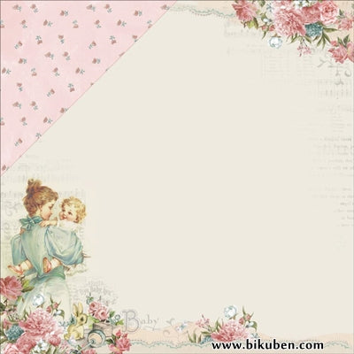 KaiserCraft - Peek-a-Boo - Infant 12x12""