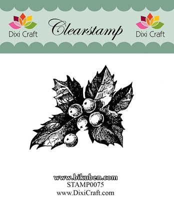 Dixi Craft - Clearstamps - Kristhorn