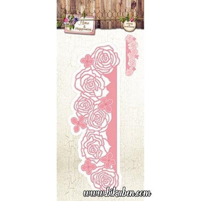 Studiolight - Home & Happiness - Dies - Rose Border