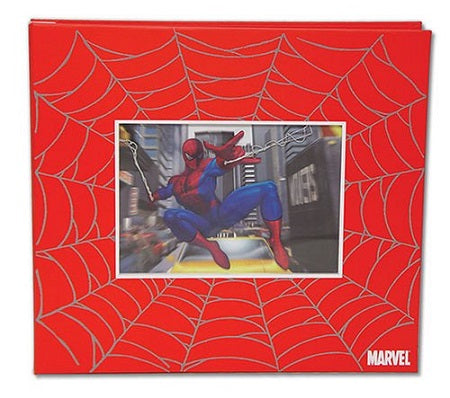 EK Success: Spider-Man Album   12 x 12, postbound