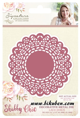 Signature Collection by Sara Davis - Cutting Die - Lace Doily