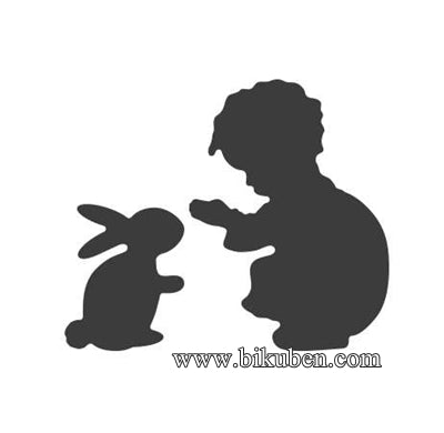 Alexandra Renke - Dies - Child & Bunny