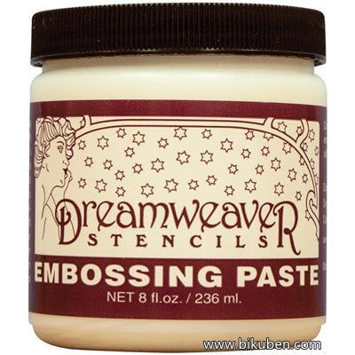Dreamweaver - Embossing Paste