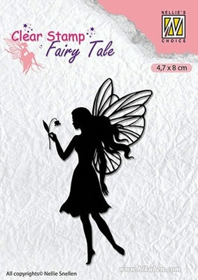Nellie Snellen - Clear Stamp - Fairy Tale 7