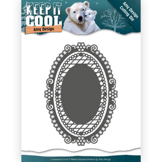 Amy Design - Keep it Cool - Dies - Keep it Oval