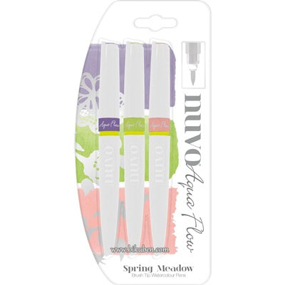 Tonic Studio - Nuvo Aqua Flow Pens - Spring Meadow