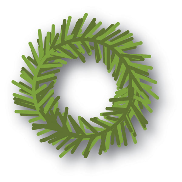 Memorybox - Craft Dies - Pine Wreath
