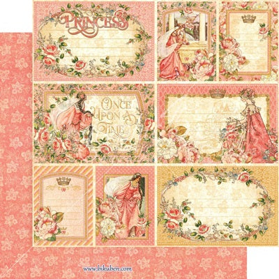 Graphic45 - Princess - Your Highness     12x12""