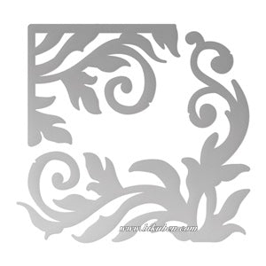 Couture Creations - Mini Die - Jardin Corners