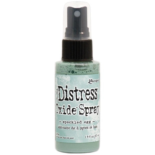 Tim Holtz - Distress Oxide Spray Ink  - Speckled Egg