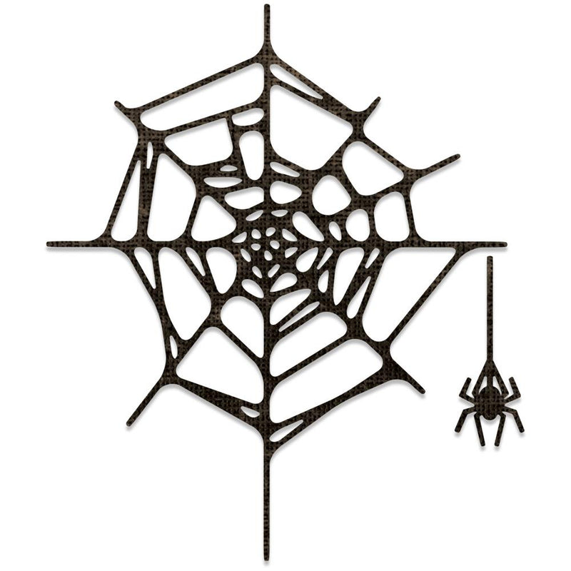 Sizzix - Tim Holtz Alterations - Thinlits - Spider Web