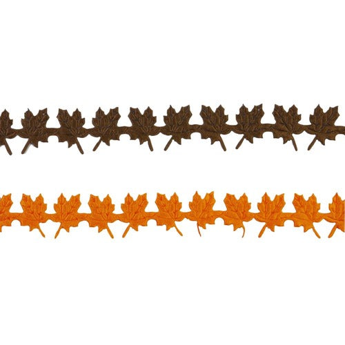 Prima - Pumpkin and Spice - Leaves Trim