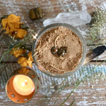 Tiger's Eye - Grounding, Protective, + Empowering - Bubbling Ritual Bath