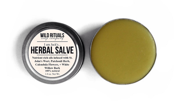 I am Jacks...Herbal Salve