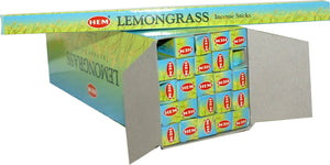 Lemongrass Hem Incense - 8 sticks