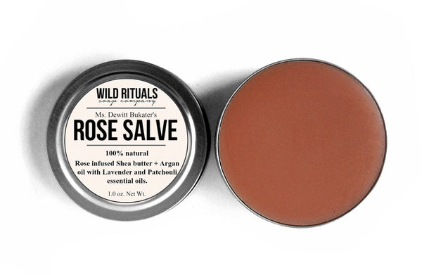 Ms. DeWitt-Bukater's Rose Salve