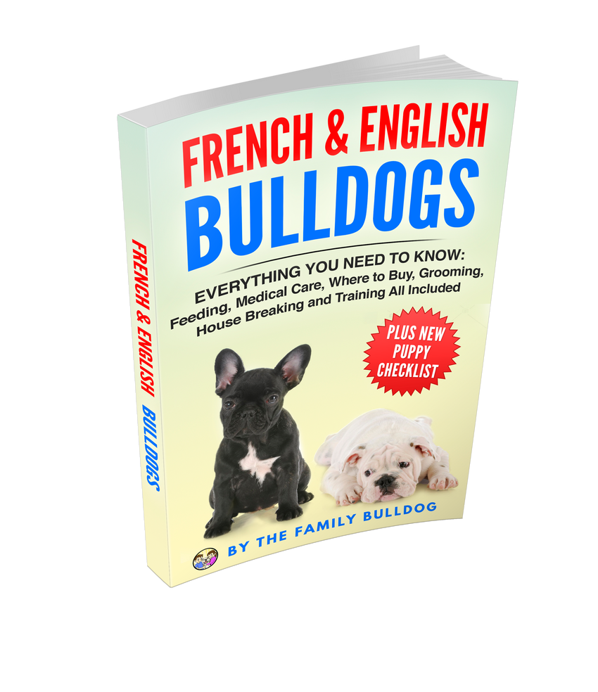Bulldog Puppy E-Book