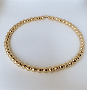 Bella Necklace 8mm