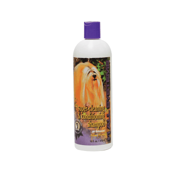 #1 ALL SYSTEMS Super Cleaning Shampoo for Dogs and Cats (2 Sizes)