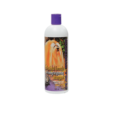 #1 ALL SYSTEMS Professional Whitening Shampoo for Dogs and Cats (2 Sizes)