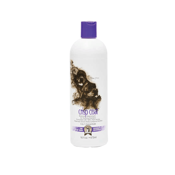 #1 ALL SYSTEMS Crisp Coat Texturizing Shampoo for Dogs and Cats (2 Sizes)