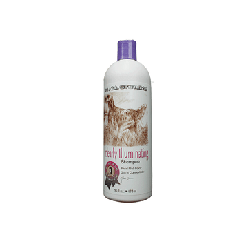 #1 ALL SYSTEMS Clearly Illuminating Shampoo for Dogs and Cats (2 Sizes)
