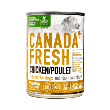 Canada Fresh Chicken Dog Canned Food 369g