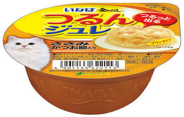 Ciao Jelly Cup Chicken Fillet with Sliced Bonito Cat Wet Food 65g