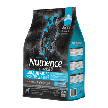 Nutrience SubZero Canadian Pacific Grain-Free Dry Dog Food (2 Sizes)