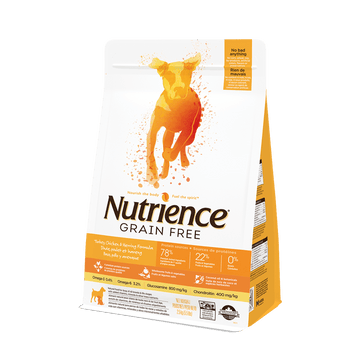Nutrience Turkey, Chicken & Herring Grain-Free Dry Dog Food (2 Sizes)