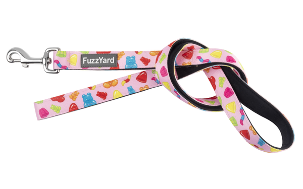 FuzzYard Dog Lead (Jelly Bears)